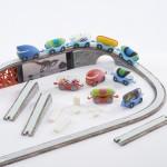 J750 3D Printed Train Yard