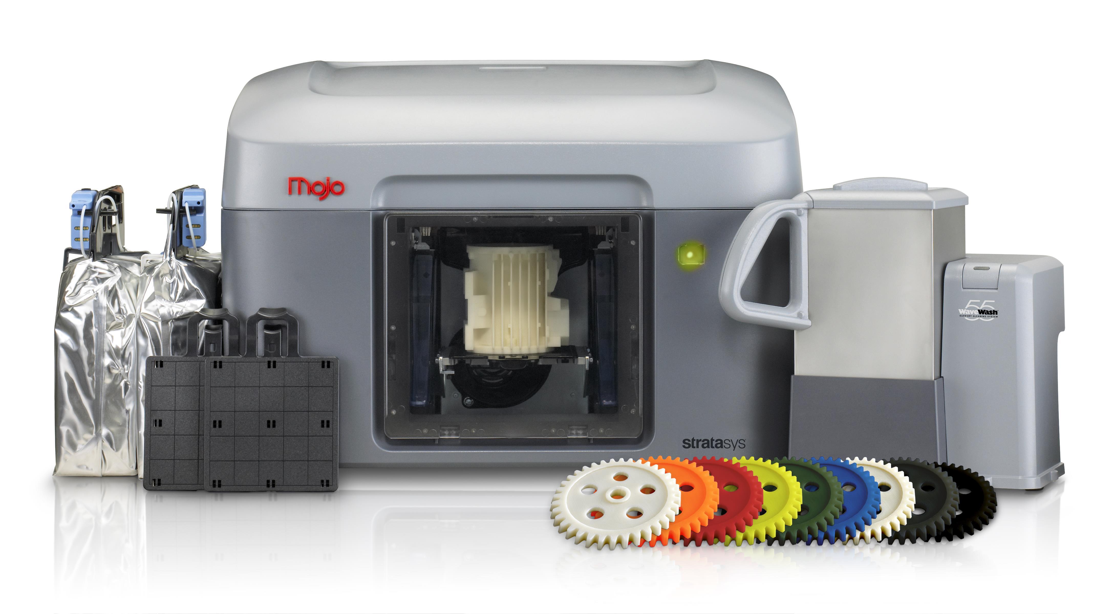 Mojo 3D Printer Package