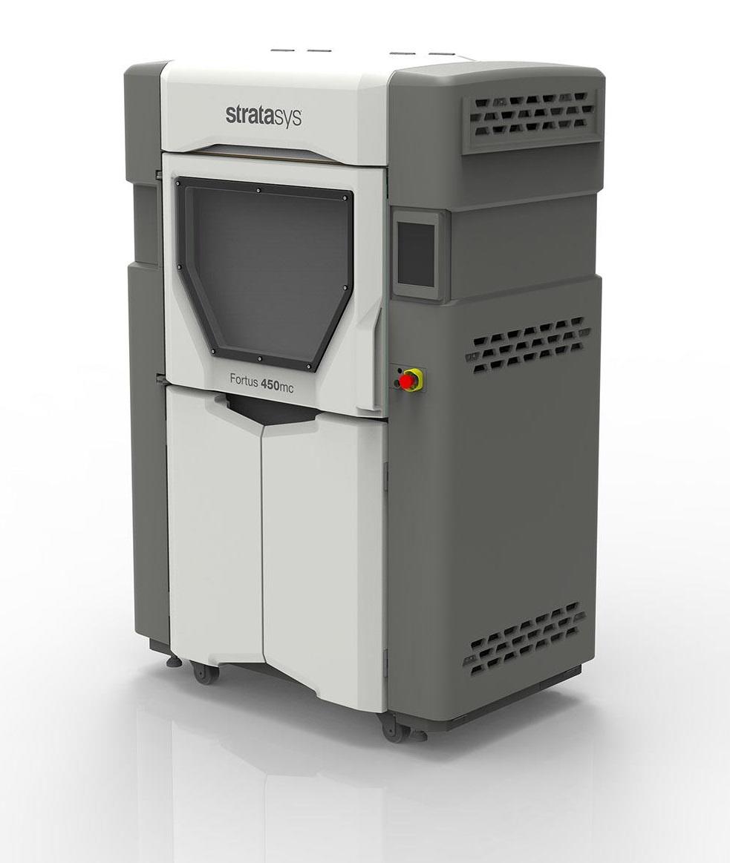 Stratasys J750 Color 3D Printer