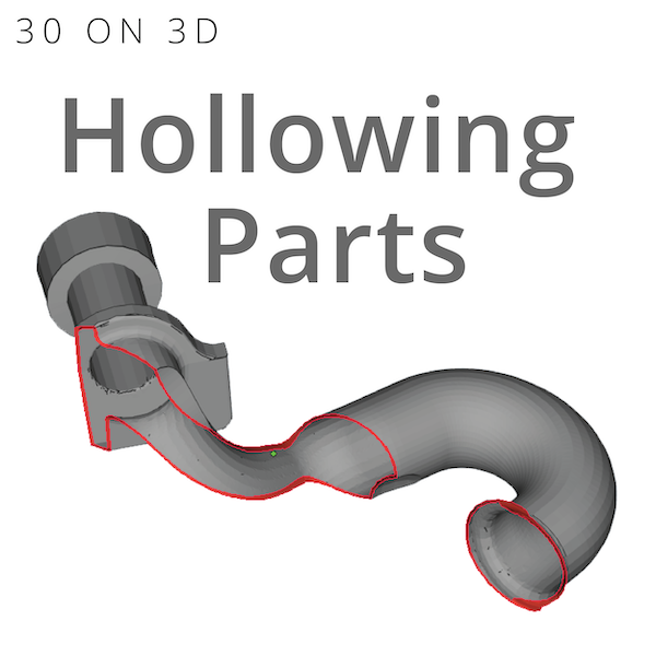 hollowing parts materialise magics