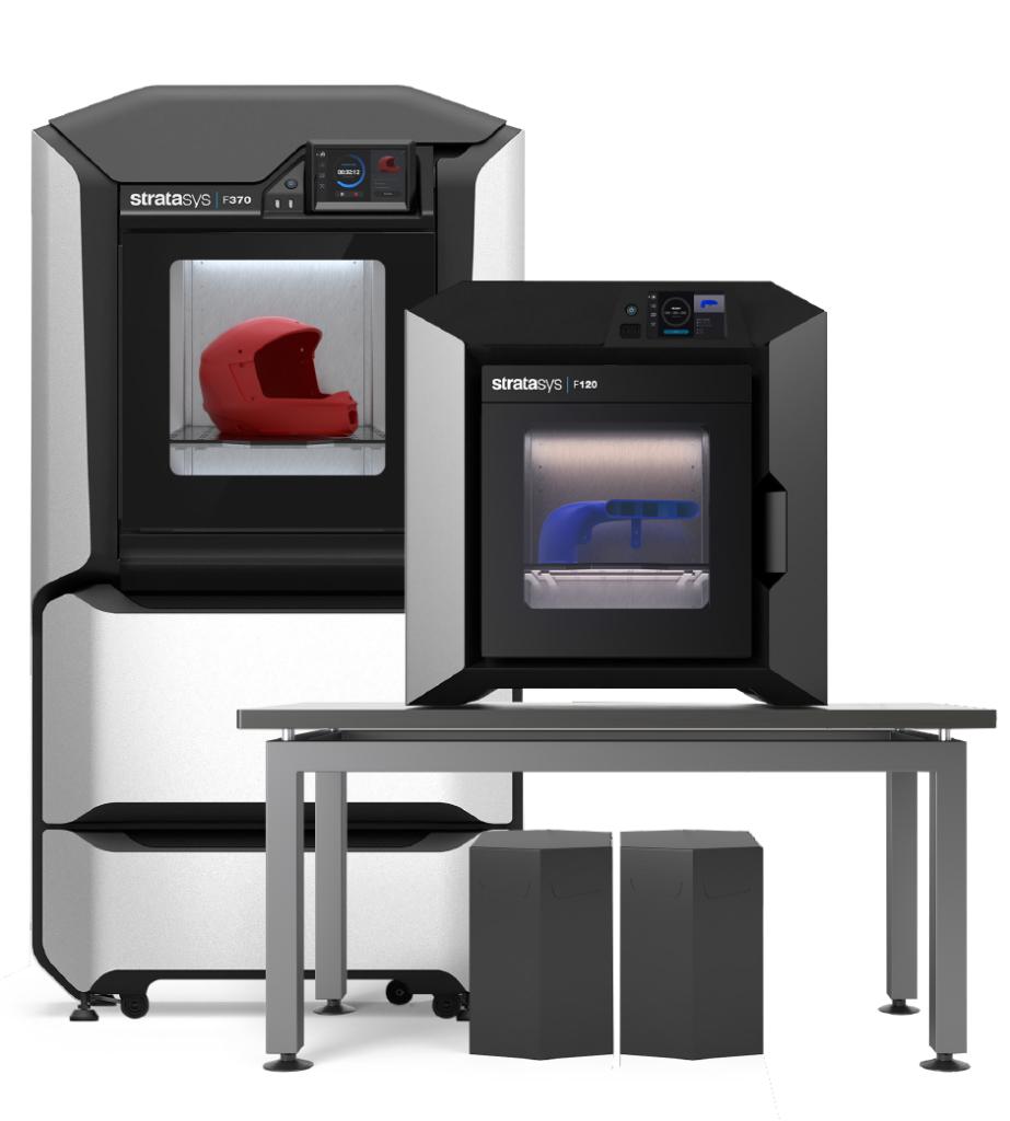 Stratasys F123 Series FDM 3D Printers